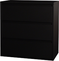 3 drawer lateral file cabinet HFCAB39