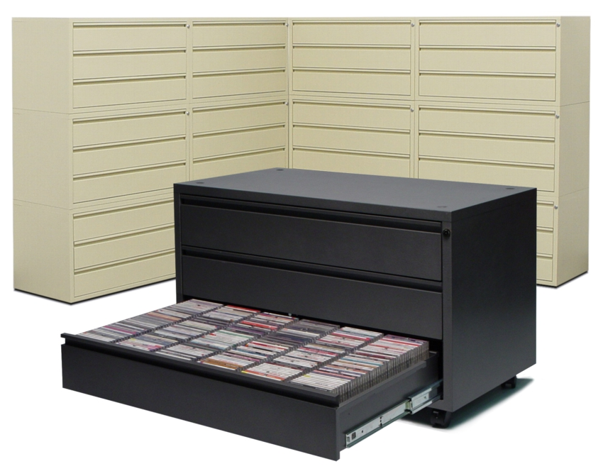 CD-DVD-Storage-Cabinet - $595.00