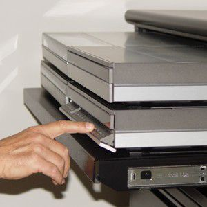 Use the Stop/Go Buttons to Control the Slideshow
