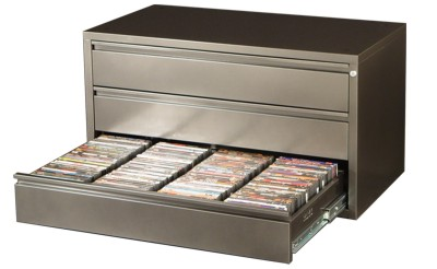 DVD Blu-ray Storage